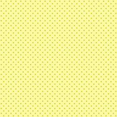 Green polkadot on yellow background 12 x 12 inch printable I designed
