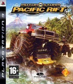 Motorstorm: Pacific Rift (PS3) (2008) - PlayStation 3
