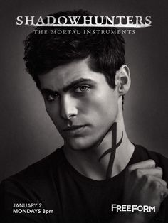 Season 2 Character Posters: Alec Lightwood (x)