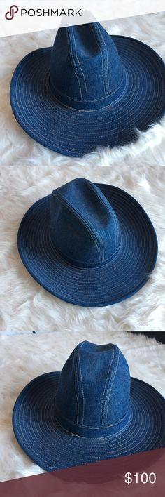 b68e8c92d9c16 Rare vintage Levi s denim hat