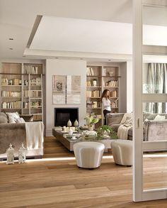 Восхитительный дом в Мадриде | Пуфик - блог о дизайне интерьера