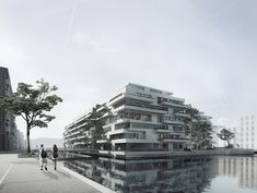 "Gallery of Brand New Island in Copenhagen Will Act as ""Stepping Stone"" Between Two Neighborhoods - 1"