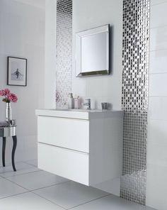 auster mosaikfliesen online-store bietet dintin natürliche perle ... - Badfliesen Modern