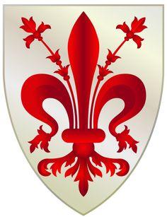 escudo de armas de Florencia