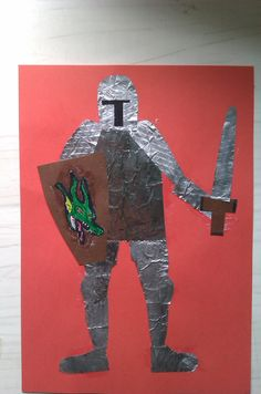 Activities for Kids: Knights in Armour