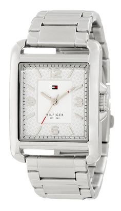 TOMMY HILFIGER FASHION WATCH now HK$ 800 (T1781194) Case Size: 45.0 mm  Gender: Ladies  Watch Materials: Stainless Steel  Movement: Quartz  Band Type: Stainless Steel Strap  Signatures:  Included Items: Manufacturer's Box and Papers