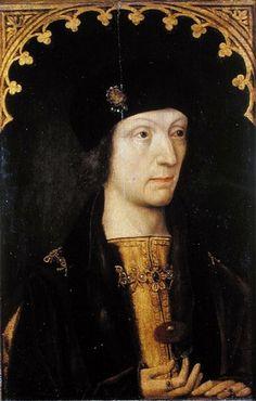 Henry Tudor (1457–1509), King Henry VII of England 1485–1509