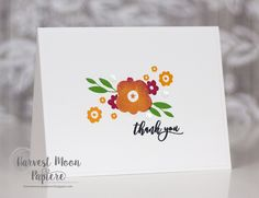 Harvest Moon Papiere: Catherine Pooler Foundations Box Blog Hop!