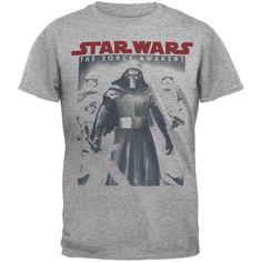 Star Wars - Awaken Close Adult T-Shirt