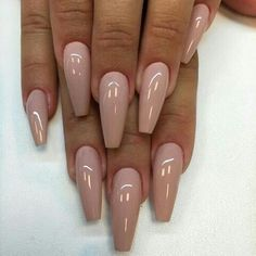 Nail Shapes and Color