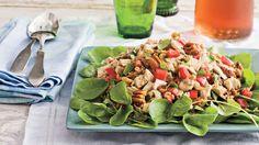Chicken-and-Wild Rice Salad