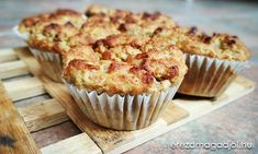 Permalink to Banános-zabpelyhes muffin – laktózmentes Muffin, Breakfast, Food, Diet, Morning Coffee, Essen, Muffins, Meals, Cupcakes