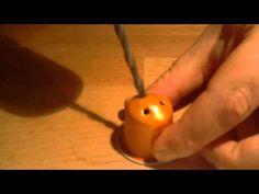 Nespresso Kapsel Schmuck Anleitung - Fingerring - Die magische (Kaffee-) Kapsel - YouTube