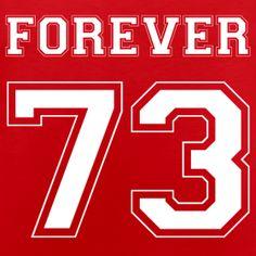FOREVER Seventy-three White Männer Muskel Tank Top | RICO MOCELLIN