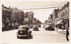 Find Vintage Postcards, Postage Stamps, Paper Items, Postal History, Antiques & Collectibles on Playle's. Ontario, Main Street, Street View, Cities, Canadian History, Saint George, Auction Items, Original Image