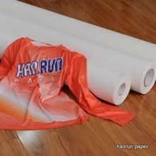 Tacky Sublimation Transfer Paper, Tacky Sublimation Transfer Paper direct from Nanjing Hanrun Transfer Paper Co., Ltd. in China (Mainland)