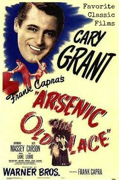 Arsenic And Old Lace | Annuary Chit