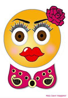 I designed a emoticon Belly Dancer, that to me looks a little like Princess Farhana. - Misty Dawn Waggoner https://www.facebook.com/TheChubbyGirlBellyDancesChronicles?ref=hl