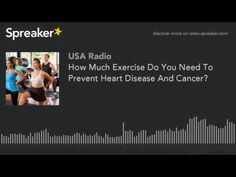 How Much Exercise Do You Need To Prevent Heart Disease And Cancer? - WATCH THE VIDEO.    *** why does exercise prevent cancer ***   Source: Dr. Michael Roizen, one of Angie's favorite guests, is on to discuss a number of health-related issues. We have another 'good news' story about a ten-year-old boy who takes initiative in order to buy school supplies. And John...