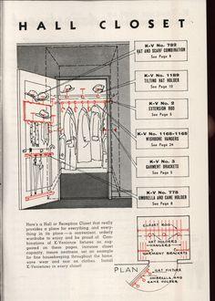 Wardrobe Closet, Closet Space, The Borrowers, Catalog, Archive, Floor Plans, Internet, Free, Design