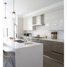 "10 tykkäystä, 1 kommenttia - homedecor shabbychic monchrome (@fhiahomedecor) Instagramissa: ""Kitchen ideas, love this ❤ . Pict 📸 by. Pinterest . Suka dengan design di atas? Jangan lupa klik ❤…"""