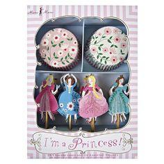 I'm a Princess Cupcake Kit | 24 ct