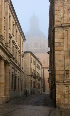 Calle de Francisco Vitoria | Salamanca