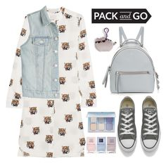 """Pack and Go: Labor Day"" by bliznec ❤ liked on Polyvore featuring STELLA McCARTNEY, J Brand, Converse, Fendi, Pusheen, Anastasia Beverly Hills, Nails Inc., polyvoreeditorial, polyvorecontest and Packandgo"