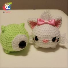 Tsum Tsum Mike Pattern by uDezignCrafts on Etsy