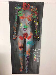 Une oeuvre d'art percutante pour sensibiliser au viol