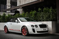 Supersports  Bentley Continental Supersports Convertible