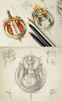 Inspiration Hut - Art and Design Blog » Incredible and Exciting Artwork from Creative Mints (+ Process Shots) - StumbleUpon