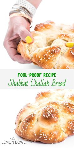 A tasty fool-proof recipe that involves no oil for your Jewish Sabbath. It's a bread used in Jewish cuisine for ceremonies like Shabbat or major holidays. It tastes Kitchen Aid Recipes, Cooking Recipes, Skillet Recipes, Cooking Gadgets, Cooking Tools, Kitchen Tools, Kitchen Gadgets, Kitchen Cabinets, Stand Mixer Recipes