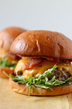 Kimchi Bacon Cheeseburgers - Page 2 of 2 - Cool Home Recipes