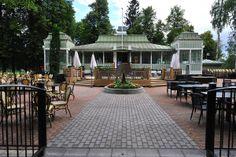 www.dpk.fi - No: 182 Kirjurinluodon kesäravintola ---Kirjurinluoto summer restaurant