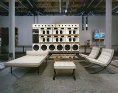 Tom Sachs: Work / Barcelona Pavilion