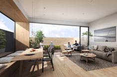 あなたの自由な発想で家づくりという人生最大のプロジェクトを! セキスイハイム デシオGT Home Design Living Room, House Design, Interior Design, House Interior, Minimalist Interior Design, Minimal House Design, Japanese Modern House, Contemporary House, Dining Room Interiors