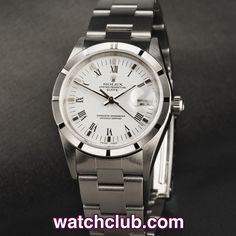 Rolex Date 15210 - for sale at Watch Club, 28 Old Bond Street, Mayfair, London