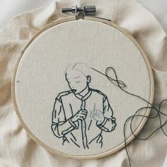Been feeling funky about everything lately. Had a bit of a block, sorry for the lack of updates. Diy Embroidery Art, Couture, Everything, Cross Stitch, Arts And Crafts, Crafty, Photo And Video, Feelings, Sewing