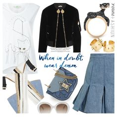 How To Wear Feline Fashion Style... Outfit Idea 2017 - Fashion Trends Ready To Wear For Plus Size, Curvy Women Over 20, 30, 40, 50