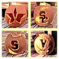 #UVa Pumpkins