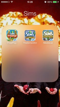 Sims!