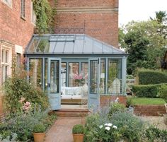 Whether it is a large period conservatory, a small kitchen conservatory or a modern conservatory, Vale Garden Houses have the knowledge and experience to design bespoke conservatories in any style for any property.