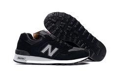 New Balance 577 Women's Black Shoes M577KK
