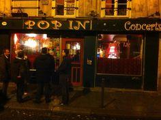 Pop In à Paris