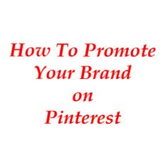 There is no doubt that Pinterest is a growing force in the social media world and one that is sometimes underestimated by businesses, charities and other organisations. It is not just about sharing fashion and craft ideas, although that is a large part of it, and there are some great opportunities for promoting your brand. … #socialmedia #socialmediamarketingideas Online Marketing, Social Media Marketing, Marketing Ideas, Online Business, Promotion, Advertising, Craft Ideas, Digital, Fashion
