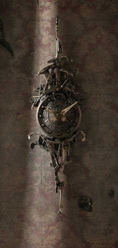 Steampunk Tendencies | Limited Edition Cast No.2 by Eric Freitas