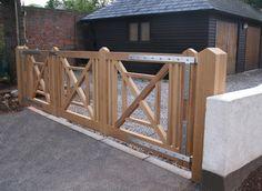 Garden Fencing, Garden Art, Gazebo, Pergola, Wooden Gates, Driveway Gate, Home Upgrades, Entrance Gates, Fences