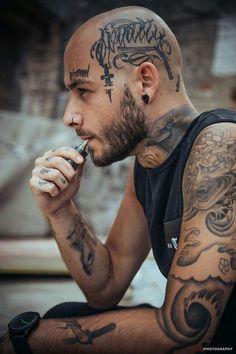 Tattoo in nature s garb