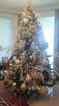 Christmas tree 2015 by Tere Mcdonald